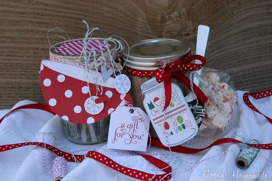 Easy Homemade Holiday Gift Ideas