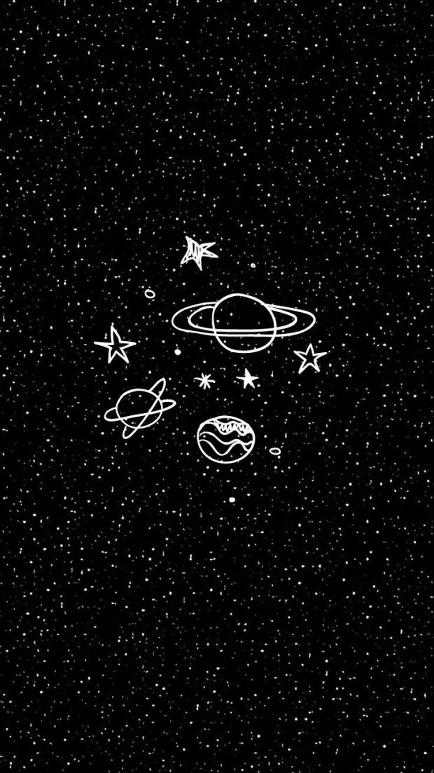 Cartoon Space Wallpapers Top Free Cartoon Space In Cartoon Space Wallpapers Find Your F Cartoon Wallpaper Iphone Space Phone Wallpaper Black Wallpaper Iphone