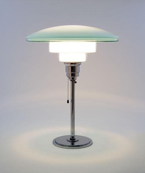 Sistrah table lamp, 1930s design