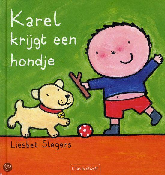 Karel krijgt een hondje