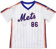 1986 Replica Mets Jersey -- Mets Tickets: 1986 Championship Anniversary | New York Mets
