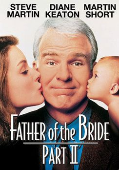 Father Of The Bride Part II DVD