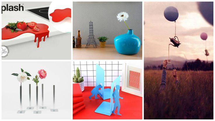 12 необычных и очень практичных предметов для дома!