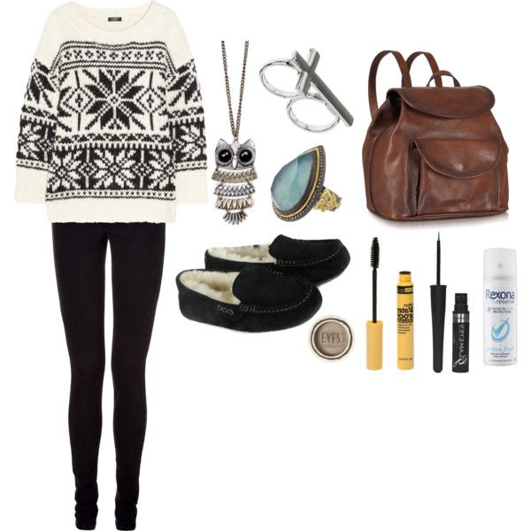 Hipster Girl Outfits Polyvore winter., create...
