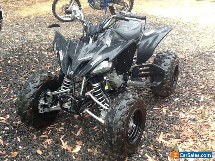 yamaha quad 250cc limited edition raptor may suit banshee suzuki kawasaki honda  #kawasaki #forsale #australia