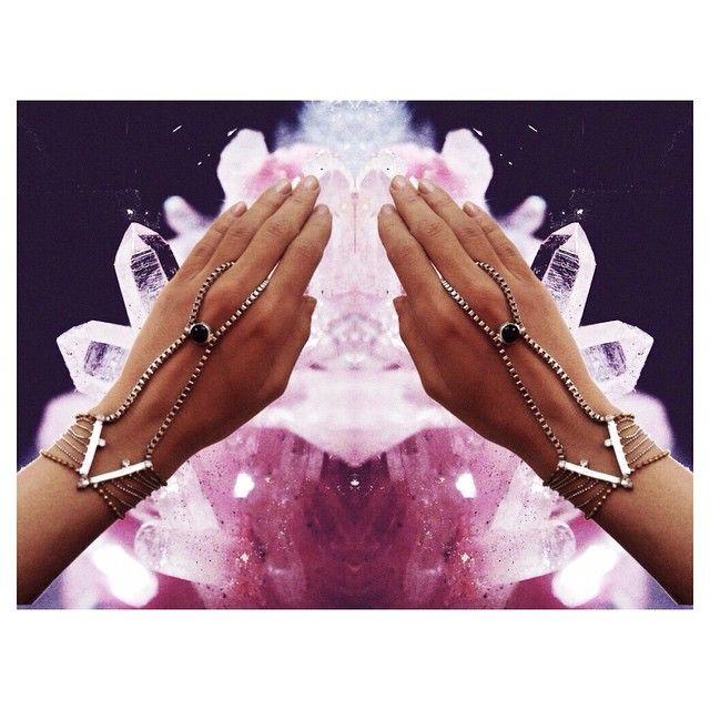 Bracelet slave by Monad Design #bracelet #slave #girls # fashion #jewelry #crystal
