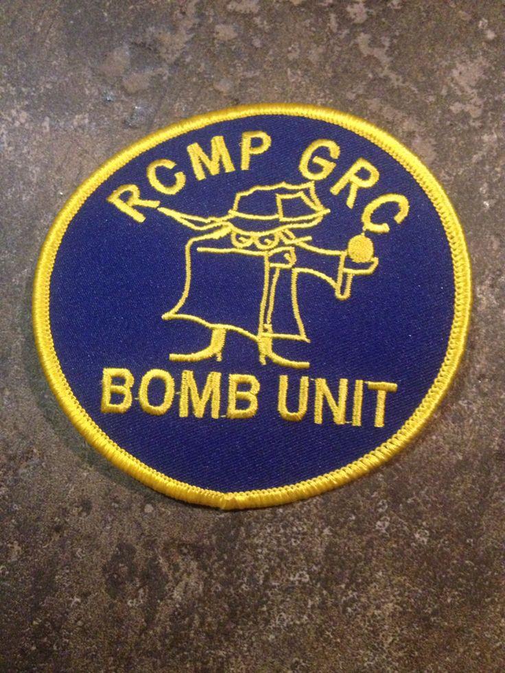 RCMP bomb squad