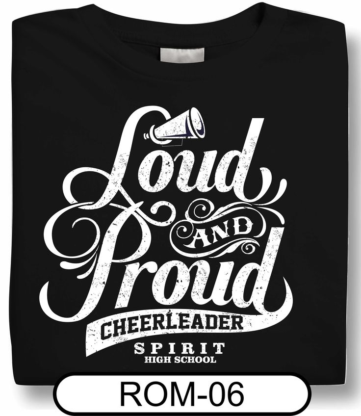 need cheer shirts but youre on a tight budget try a single - Cheer Shirt Design Ideas