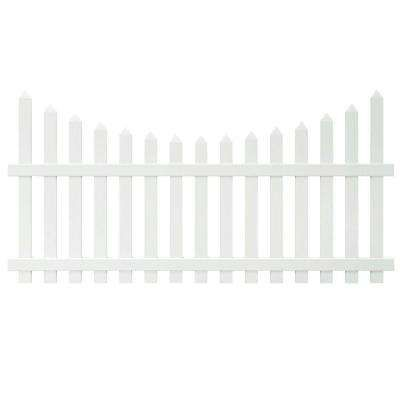 1000 Ideas About Picket Fence Panels On Pinterest