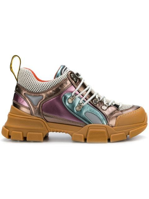 72654c1cc5d9e Gucci Flashtrek Sneakers in 2019