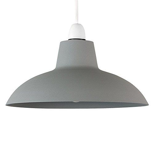 Mejores 674 imgenes de home lighting and lamps en pinterest from 1299 retro style cement stone effect painted metal ceiling pendant light shade aloadofball Gallery