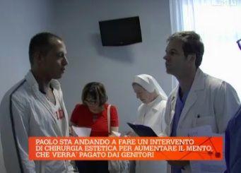 La Storia di Paolo (Un mento Poco Sporgente)