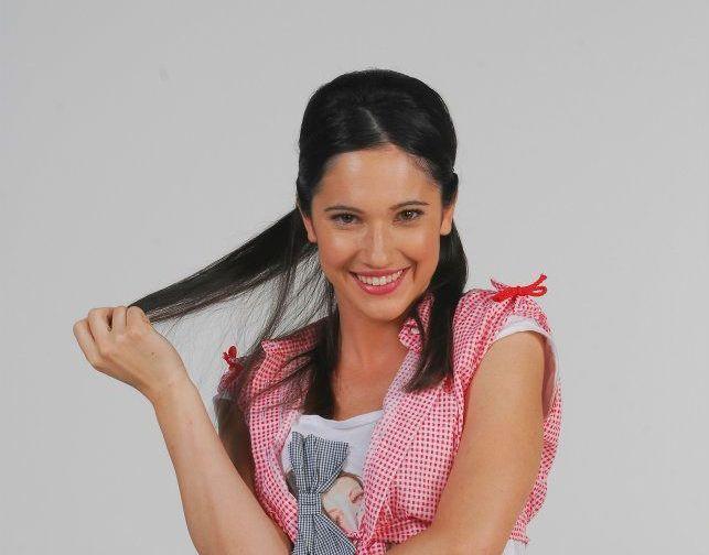 Francesca - Cea mai buna prietena a Violettei. Interpretata de Lodovica Camello
