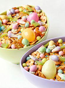 Bunny Food Pretzel Crisps® Party Mix - Pretzel Crisps®