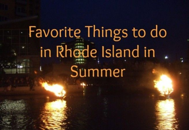 12 Favorite Things to do in Rhode Island in the Summer - Family Vacation Planning