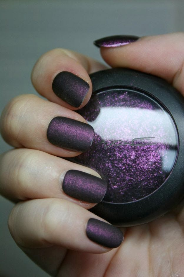 Tips To Apply Nail Polish (BTW, that's a great color!)
