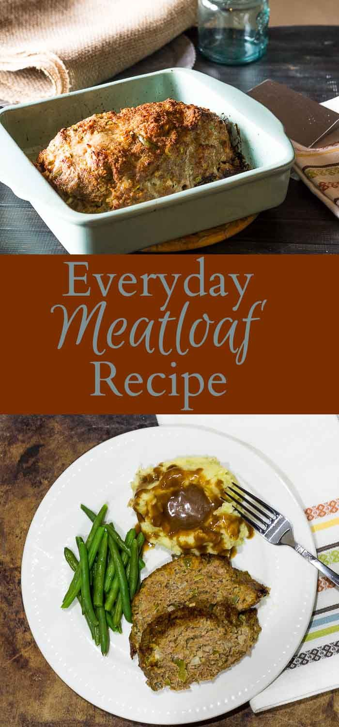 Favorite Everyday Meatloaf | Recipe | Meatloaf Recipes, Next Day and ...