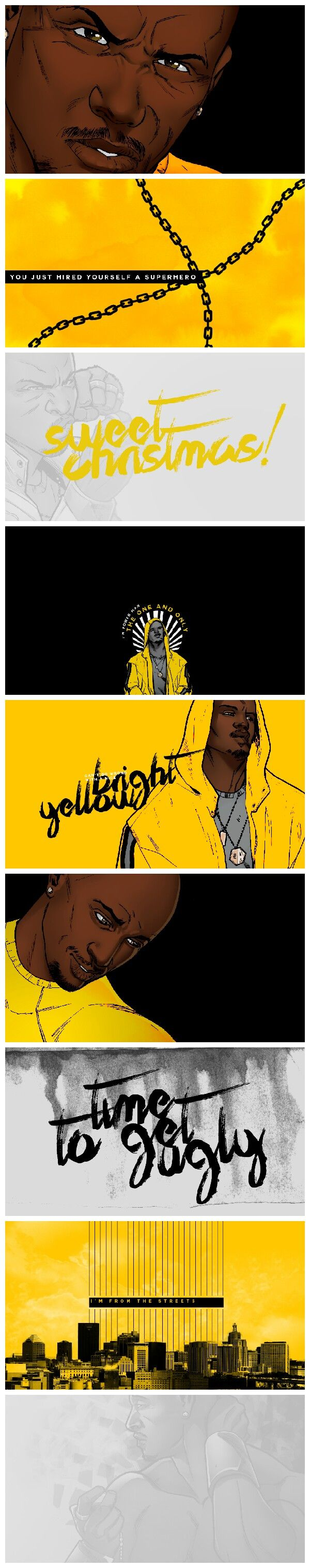 Luke Cage The Power Man  #marvel #mavelcomics #comicedit #marveledit