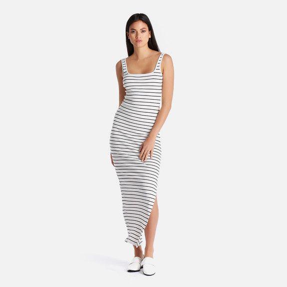 STRIPE STRPY SQURE NK MAXI 148 New Look Dresses | Superbalist.com