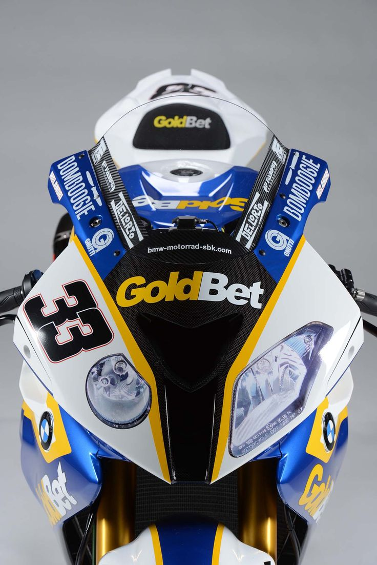 Bmw S 1000 RR WSBK Team Bmw Motorrad Goldbet 2013