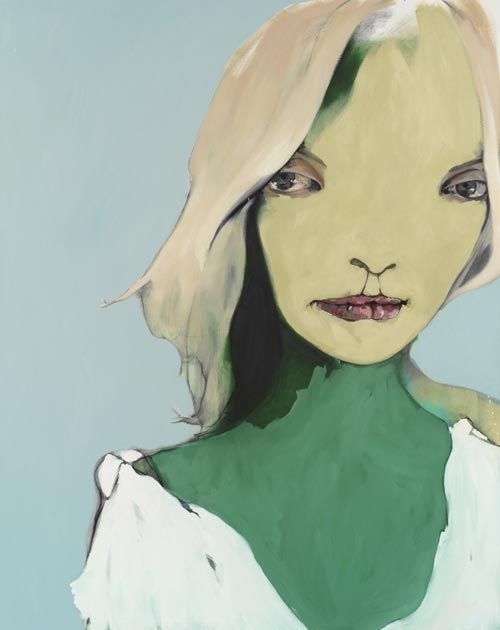 Abbey McCulloch: Toni Collette :: Archibald Prize 2007 :: :: Art Gallery NSW