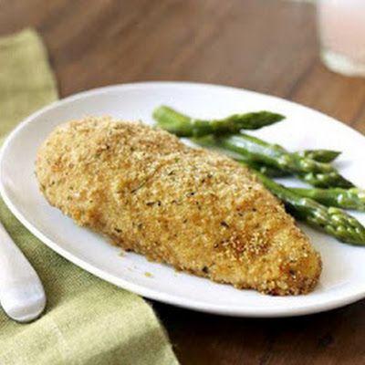 Baked Ranch Chicken Recipe - Key Ingredient