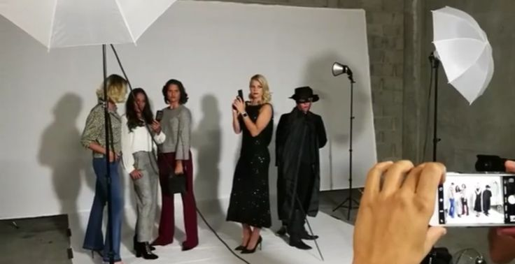 Corine Petit, Amel Majri, Dzenifer Marozsan, Ada Hegerberg and Camille Abily
