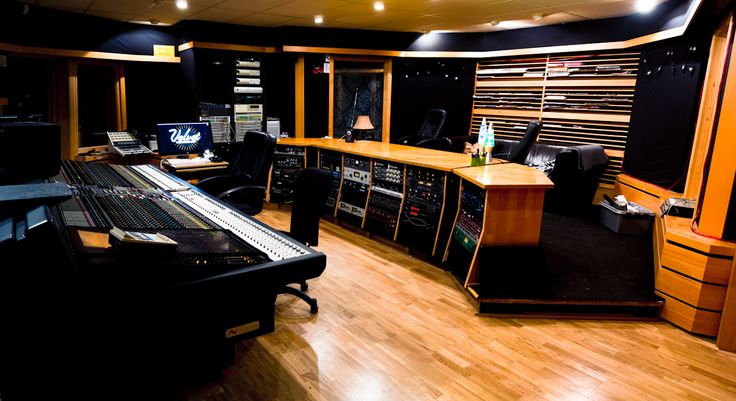 home recording studio design ideas #10 - recording studio control
