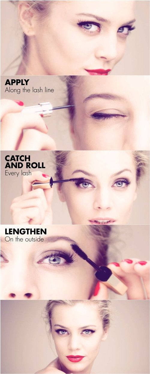 #lashes #howto #makeup