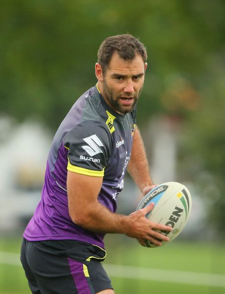 Melbourne Storm & Canterbury Bulldogs Joint Training Session
