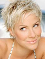 Cute Short Haircuts For Women Over 50 | More articles inside the Short Hairstyles Section