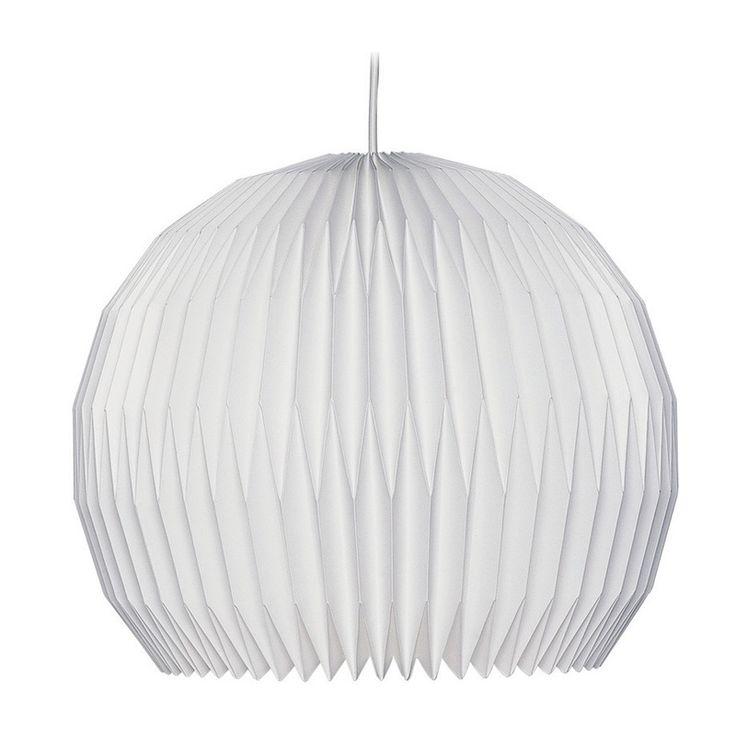 Le Klint 47 Taklampe, Lampeskjerm i Plast, 38 cm, Le Klint