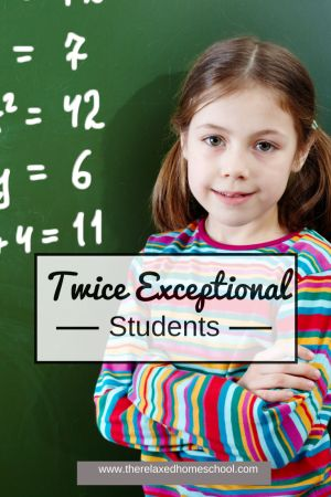 How to homeschool a twice exceptional child.