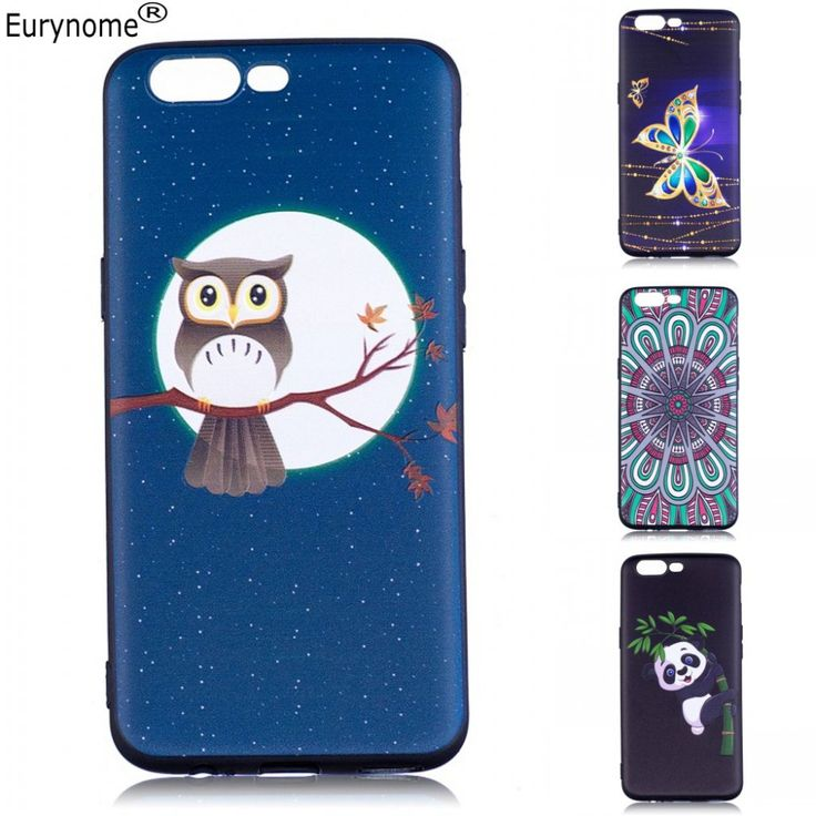 Find More Half-wrapped Case Information about Retro Cute Cartoon Owl Panda Flower ShockProof soft TPU Silicon Case Cover For Oneplus 5 one plus 5 oneplus5 With screen film,High Quality case cover,China cover for Suppliers, Cheap cover covers from E-Credible Technology  Co.,Ltd. on Aliexpress.com