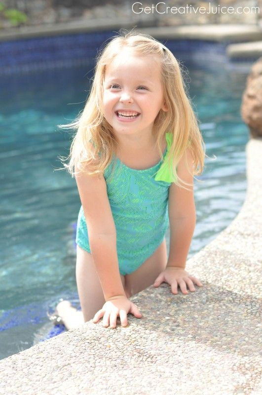 Learning to Swim with Ariel! - Creative Juice