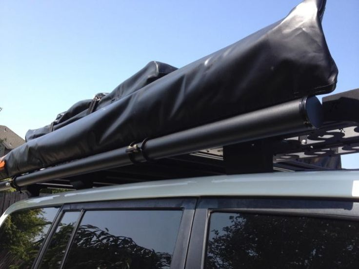 40 best roof rack accessories images on pinterest for Fishing rod roof rack tube