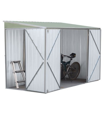 looking for a skillion roof garden shed for less delivers garden sheds australia wide