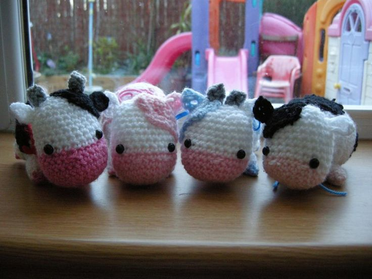 Amigurumi Cowco : 656 best images about Yarn and Crochet on Pinterest