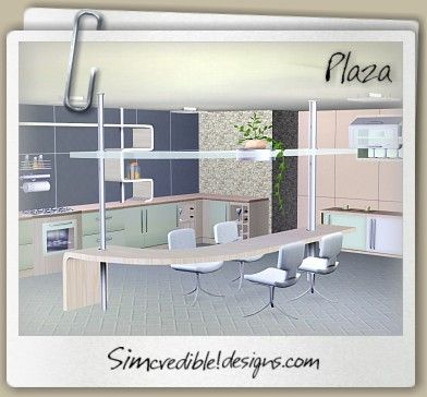 1000 images about the sims 3 furniture kitchens on for Sims 3 kitchen designs