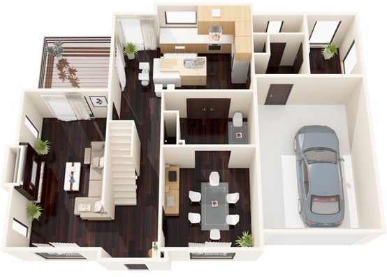3D #Floorplan #Ottawa | Would make great content for a NimblePitch ...