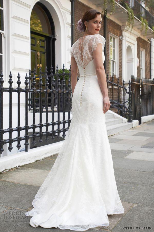 Stephanie Allin 2014 Wedding Dresses | Wedding Inspirasi