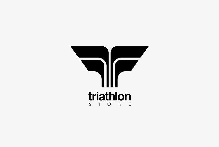 Triathlon Store - Logo - Design by Les Athlètes
