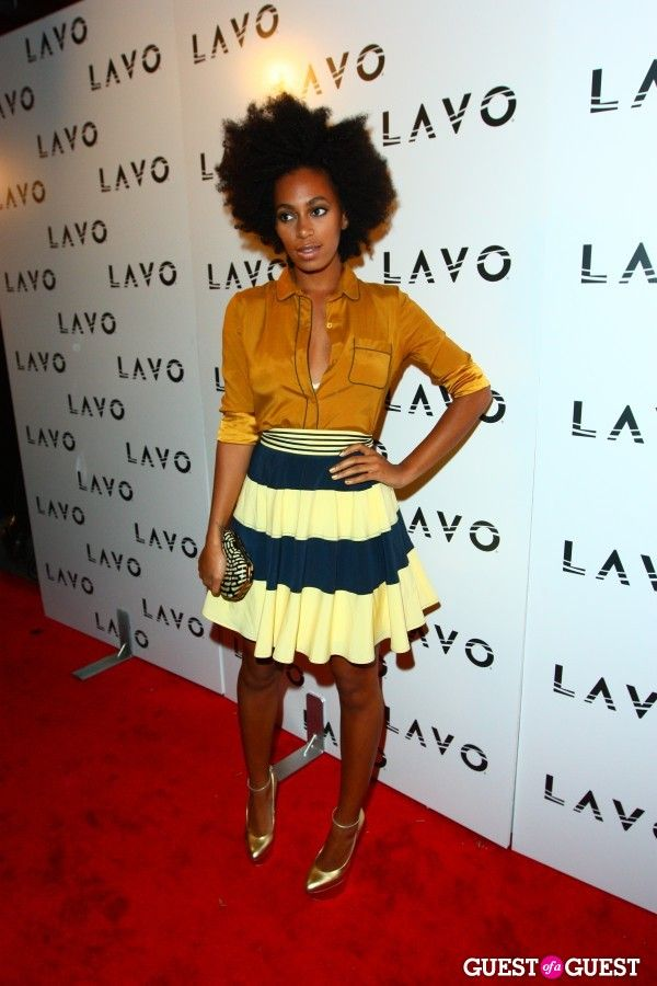 The Shirt and shoes......not the skirt with that outfit but each piece is super fly!