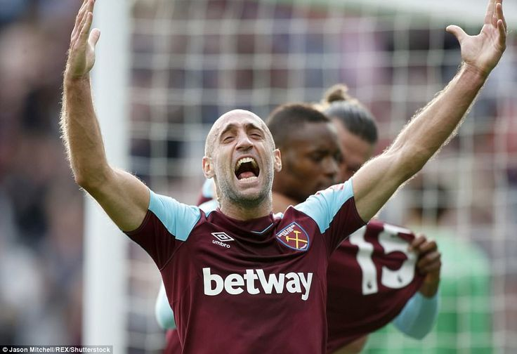 Pablo Zabaleta was a picture of absolute joy mixed with relief following Sakho's decisive intervention
