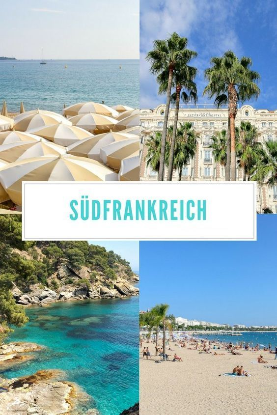 Provence, Côte d'Azur & Camargue – 16 reasons for holidays in southern France