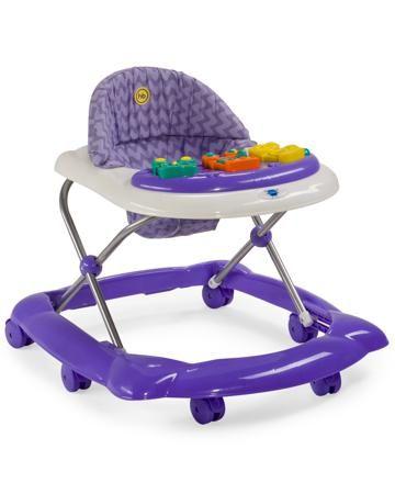 Happy baby Pioneer violet  — 1990р. ---------------------------- Ходунки Happy baby Pioneer violet обладают простой классической конструкцией, обеспечивающей безопасность и устойчивость. Они помогут ребенку сделать первые шаги.