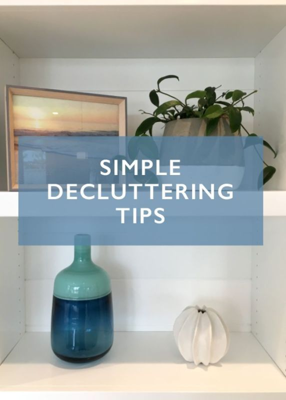 Simple Decluttring Tips | eBay