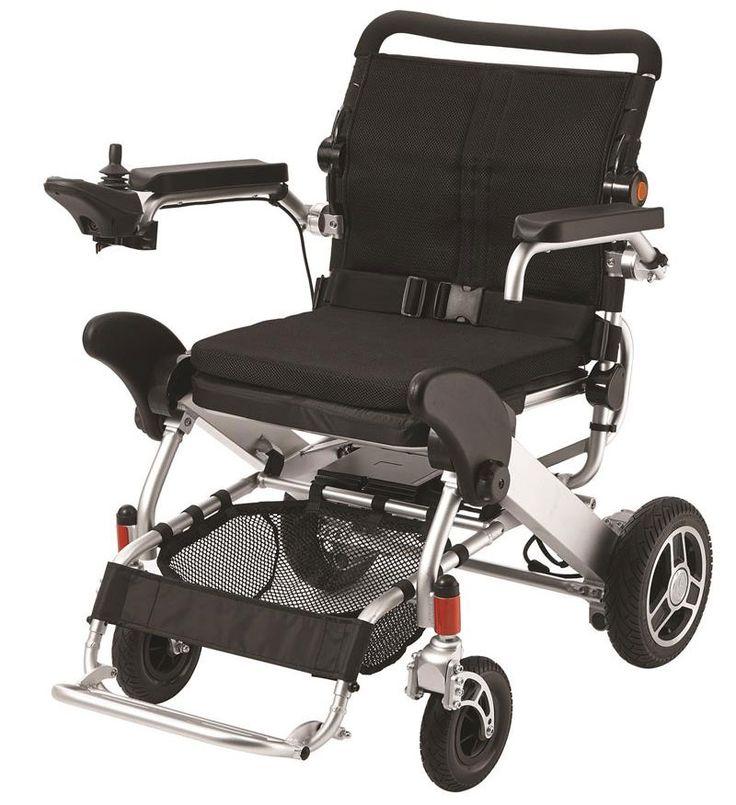 La I-Explorer es la silla eléctrica ultraligera dy plegable en un instante  Es ideal para espacios reducidos y viajar con ella gracias sus dimensiones compactas.  Plegable: Su plegado es instantá...