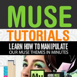 Learn how to manipulate our adobe muse templates in minutes      http://mimundotuts.com/