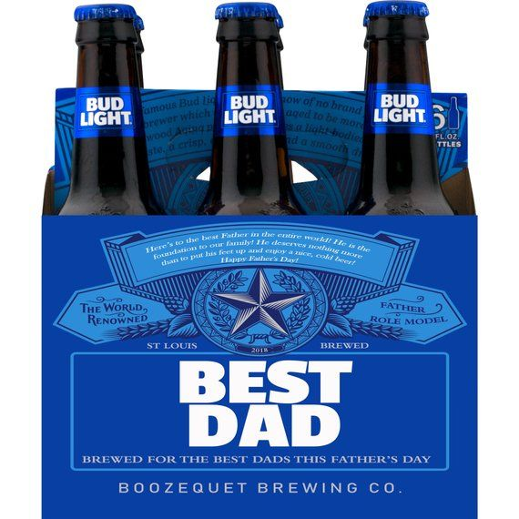 Bud Light Beer Bottle Box Labels Digital Download Custom Father 39 S Day Gift Dad Personalized Six Pack Birthday G Bud Light Beer Beer Bottle Six Pack Abs